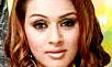 Hansika Bumps Into Fans