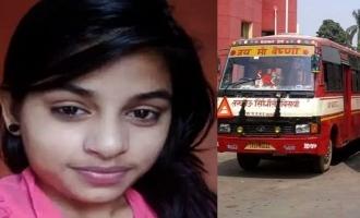 பேருந்தில் இருந்து தூக்கியெறியப்பட்ட 19 வயது இளம்பெண்: கொரோனா சந்தேகத்தால் பறிபோன உயிர்!