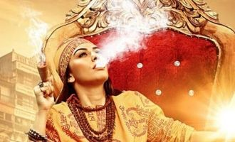 ஹன்சிகாவை இளவரசியாக மாற்றும் 'மஹா'