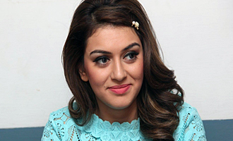 Hansika in a negative role for the first time