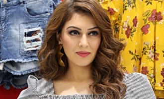 Hansika Motwani Launched Lifestyle Store at VR Mall