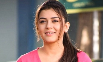 Hansika to make digital debut!