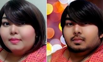 Biggboss Harathi new lover and husband shocking photo