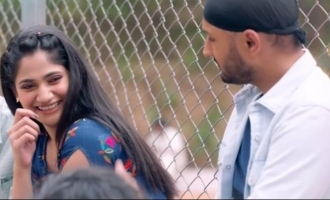 Harbhajan Singh-Losliya's 'Friendship' teaser review is here