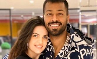Hardik Pandya instagram post goes viral in internet