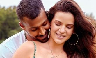Hardik Pandya finally reveals baby boy's name; details inside