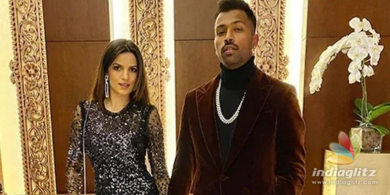 Hardik Pandya confirms relationship with actress