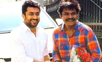 Director Hari's generous gesture to support Aruvaa producer!