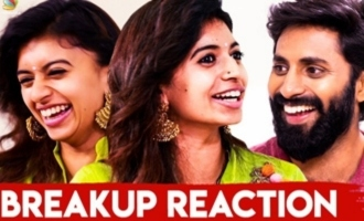 Eruma Saani Harija's Cute Breakup Reaction
