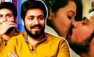 First Lip Lock was very Weird for Us : Harish Kalyan Interview
