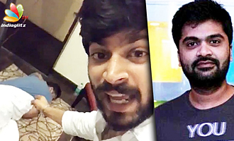People who HATE Simbu Watch This : Harish Kalyan Speech