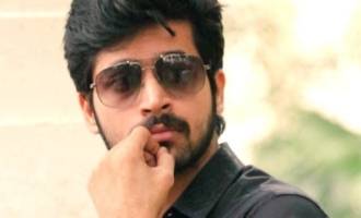 Harish Kalyan's next gets an interesting title!