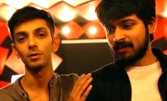 Anirudh does it for Harish Kalyan again!