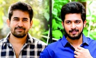 Harish kalyan follows Vijay Antony's footsteps to help producers!