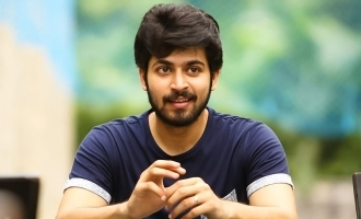 Harish Kalyan's noble deed for the day