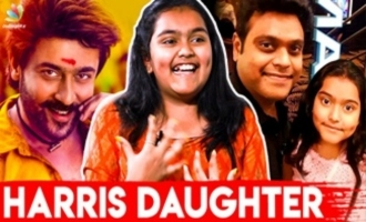My dad did not give me anything - Harris Jayaraj daughter Nikitha interview