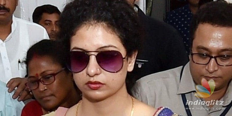 Amroha police arrest Hasin Jahan for midnight brawl at Mohammed Shami's house