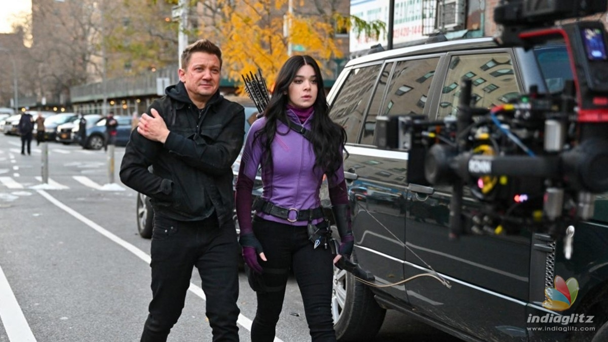 The trailer of Marvel's upcoming web series 'Hawkeye' is fun and raging!