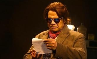 Happy Birthday Ananadaraj from terrifying villain to hilarious comedian