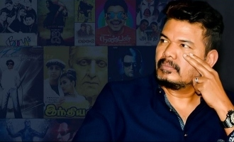 The Wizard of grandeur - Happy Birthday Shankar!