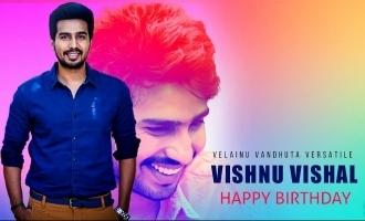 Velainu Vandhuta Versatile - Happy Birthday Vishnu Vishal!