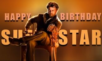 Happy Birthday to the Eternal Superstar Rajinikanth
