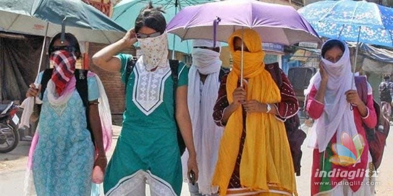 Heatwave grips India, Churu hottest at 48 degrees Celsius