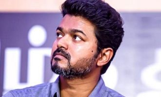 Vijay's producer targetted