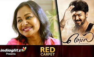 Vijay 61 Mersal's Audio Launch will be Huge : Producer Hema Rukmani Interview
