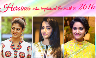 Heroines who impressed the most in 2016