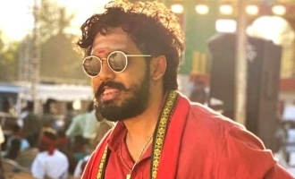 Hiphop Thamizha's new song to release on this date! – Full Details