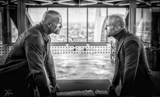 Dwayne Johnson- Jason Statham's 'Hobbs & Shaw' first look poster is here