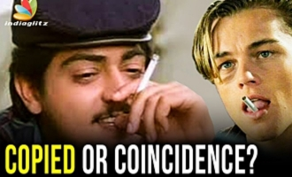 Did Hollywood Follow Thala Ajith? - Movies Copied from Tamil Cinema ?