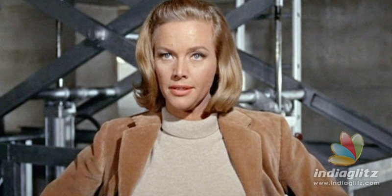 James Bond and Avengers actress Honor Blackman passes away