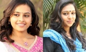 Lakshmi Menon and Sri Divya make a joint comeback
