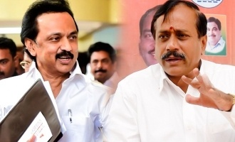 H.Raja angered by Stalin's talks!