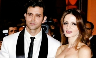 Corona brings together Hrithik Roshan and Susanne!