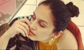 'Valimai' girl Huma Qureshi gets a huge shock