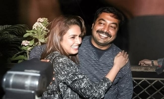 Kaala heroine Huma Qureshi comes in support of Anurag Kashyap!