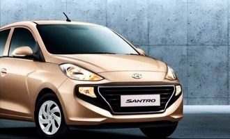 Hyundai unveils the new Santro- Things you should know!