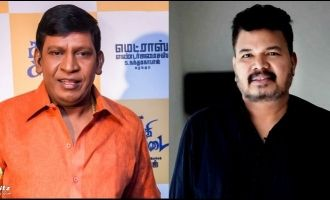 Shankar and Vadivelu reach a compromise