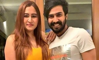 Jwala Gutta - Vishnu Vishal's romantic photo turns viral!
