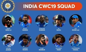 Karthik Rahul make the cut for World Cup