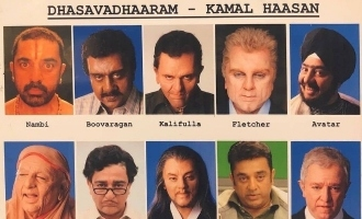 Dasavatharam turns 13: Kamal Haasan shares shares unknown details about the making