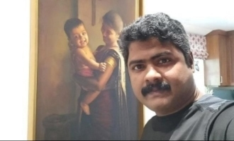 RIP! COVID 19 claims the life of S Ilayaraja - The King of Realism Art