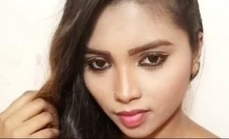 Tik Tok Elakkiya debuts as heroine in adult comedy horror film