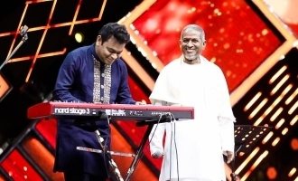 Ilaiyaraaja and AR Rahman's huge donation for musicians!