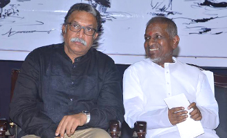 Ilayaraja's Thanksgiving event for volunteers involved in Chennai rain releif work