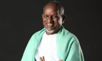 ilayaraja teached music to son yuvan daughter