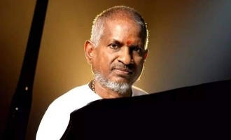 Ilayaraaja's first song from his new studio is for this acclaimed director!